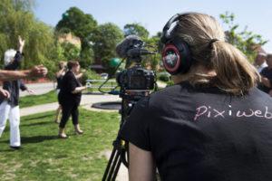 Filmproduktion til markedsføring