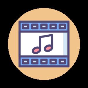 Musik til video